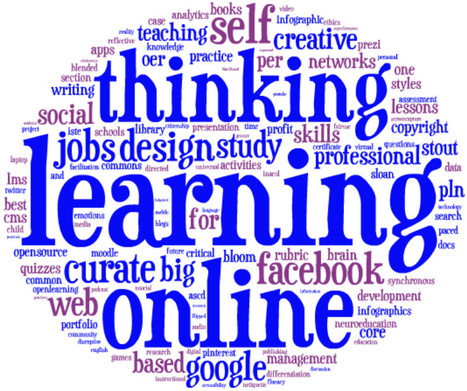 E-Learning Certificate Program: Tag Cloud: E-Learning Scoop.it Magazine | E-Learning and Online Teaching | Scoop.it