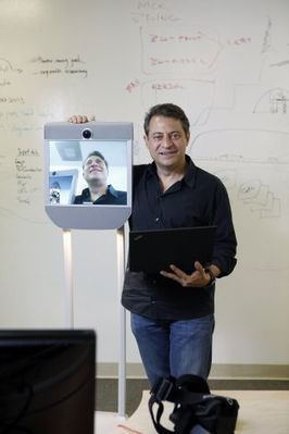 Peter Diamandis: Entrepreneur reaches to skies to benefit Earth | Space matters | Scoop.it