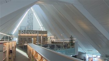 La nouvelle bibliothèque Monique-Corriveau ouvre ses portes - Radio-Canada | bibliothèques troisième lieu, bibliothèques innovantes | Scoop.it