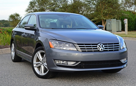 Volkswagen Phasing In A More Fuel-Efficient Passat | Volkspares Ltd | Scoop.it