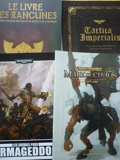 [Krakaje 3/4] Les Artbooks des univers Games Workshop, du ... | Warhammer | Scoop.it