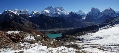 Everest base camp trek with island peak   Everest Base camp with island trekking   Trekking Adventures   Scoop.it