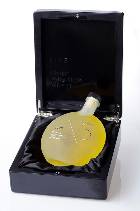 Five oil: Το ελληνικό ελαιόλαδο που σαρώνει τα βραβεία design - Voria | creative ideas | Scoop.it