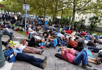 Médias Citoyens Diois: Montélimar : 2500 personnes contre les gaz et huiles de schistes...   Lecture citoyenne   Scoop.it