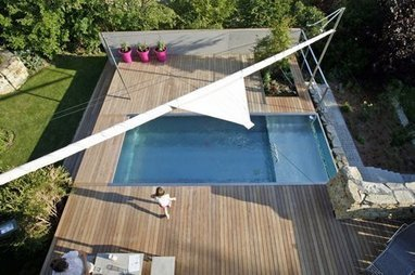 8 questions fréquemment posées sur les piscines naturelles / biologiques | Le blog actu éco-construction du salon vertissimmo.com | Eco-construction et Eco-conception | Scoop.it