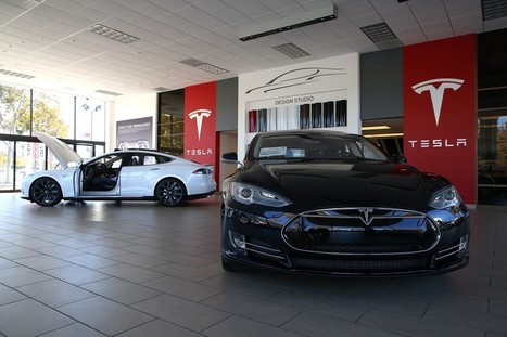 Tesla aims to rival BMW with electric-powered Model III   Future of electric cars   Scoop.it