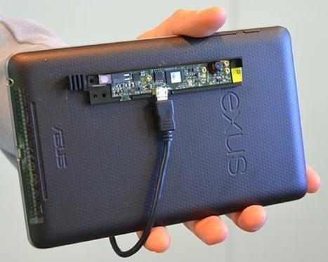 El próximo Kinect lo llevarás en la tableta | VIM | Scoop.it