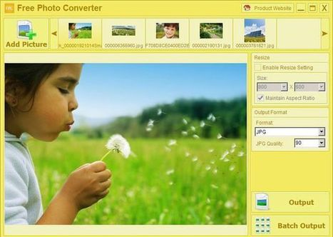 Free Photo Converter, redimensiona y convierte lotes de imágenes con este software gratuito | Noves tecnologies | Scoop.it