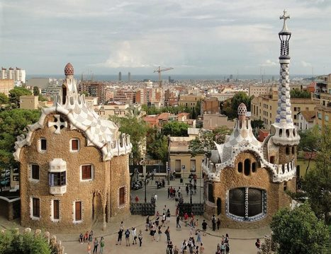 Park Güell, Barcelona, Spain - Map, Facts, Location, Hours, Tickets | Travel Tips | Scoop.it