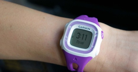 Garmin Forerunner 15: a Good GPS Fitness Watch With Room to Improve [REVIEW] | Digital-News on Scoop.it today | Scoop.it