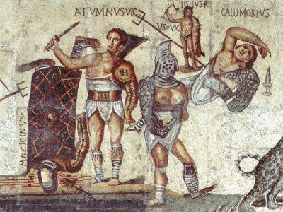Los Gladiadores Héroes de laArena | Ave Caesar, morituri te salutant! | Scoop.it