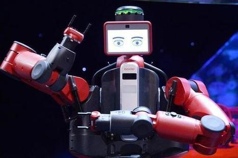 Robots on the factory floor | Robots and Robotics | Scoop.it