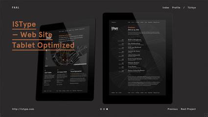 27 Awesome Portfolio Websites for Inspiration - Inspirations | Design Website | Scoop.it
