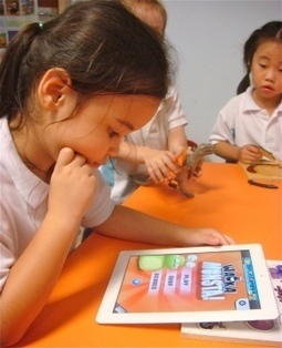 Is the iPad the Correct Tool to Aid Learning in Education? | iPads, MakerEd and More  in Education | Scoop.it