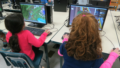 Discover awesome, inspiring ways to use Minecraft in your classroom. | Augmented, Alternate and Virtual Realities in Higher Education | Scoop.it