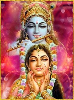 &#10024; RADHA KRISHNA &#10024;<br/><br/>&quot;O Govinda, this youthful girl named Radhika is today const | Radha Krishna | Scoop.it