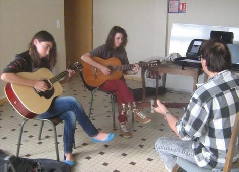 Castelnau-Rivière-Basse. La rentrée à l'école de musique | Mes Hautes-Pyrénées | Scoop.it