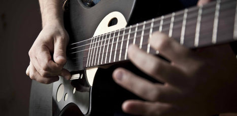 Check out the mind-blowing Sensus Smart Guitar that won best startup at Midem inCannes | MUSIC:ENTER | Scoop.it