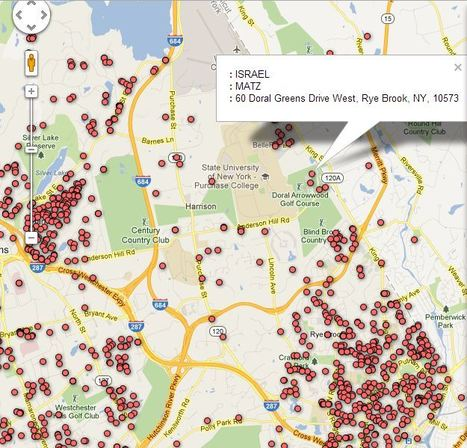Map: Where are the gun permits in your neighborhood? | Innovation and GIS | Scoop.it