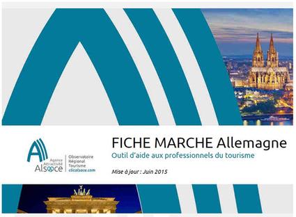 Observatoire Tourisme - Alsace - Fiche marché Allemagne - 2014   Le site www.clicalsace.com   Scoop.it