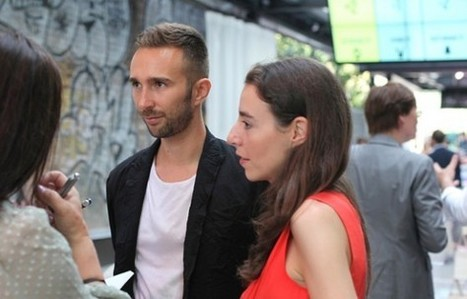 Making the traditional powerful: an interview with Maria Nicanor and David van der Leer — BMW Guggenheim Lab   log   Peer2Politics   Scoop.it