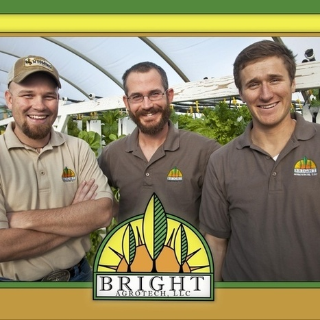 Vertical Gardening - Bright Agrotech (brightagrotech) | Vertical Aquaponics | Scoop.it
