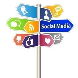 quels objectifs pour la présence de votre marque sur les réseaux sociaux ? - le blog relation client | transition digitale : RSE, community manager, collaboration | Scoop.it