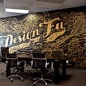 The Making Of Design Fu Mural – Fubiz™ | Graphic Design | Scoop.it