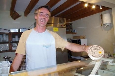 Camembert Nicolas Durand reprend la fromagerie Durand | Le Mag ornais.fr | Scoop.it