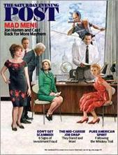 MediaPost Publications Not Your Father's Norman Rockwell Cover Story  Mad Men | A Cultural History of Advertising | Scoop.it