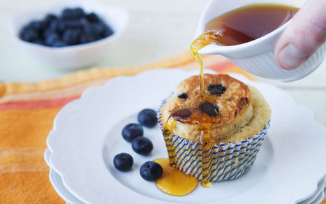 A Cupcake You Can Eat for Breakfast - PARADE   The Domestic Diva   Scoop.it