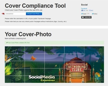 How Your Business Can Use the New Facebook Cover Photos | Social Media Examiner | Social Networking | Scoop.it