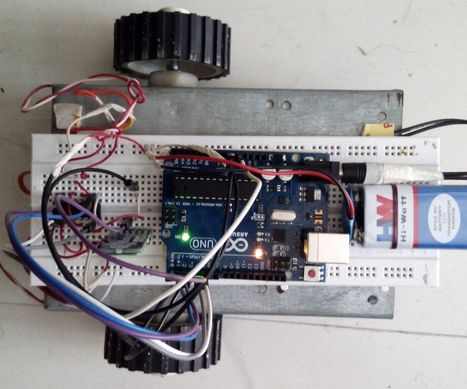 Mobile controlled car using Arduino+Bluetooth Module | Arduino Focus | Scoop.it