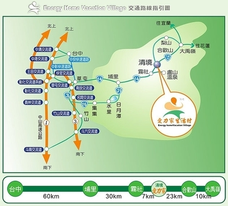 Cingjing Energy Vacation Village - Cingjing hotel on hotel.com.tw | TRAVELOGUES | Scoop.it