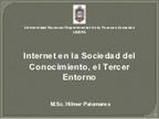 Tercer Entorno   tema ODA. interdependencia   Scoop.it