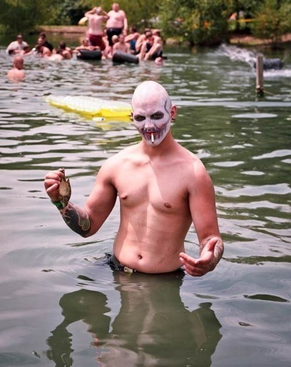 'The Gathering Of The Juggalos' Photographed by Daniel Cronin | Visual Culture and Communication | Scoop.it