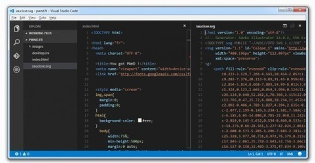 Visual Studio Code - Alsacreations | Web mobile - UI Design - Html5-CSS3 | Scoop.it