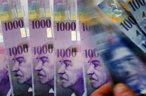 Les Suisses vident leur compte en banque pour éviter de se faire taxer par des frais inadmissibles | ACTUALITÉ | Scoop.it