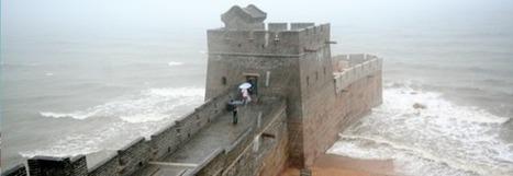 A quoi ressemble l'extrémité de la Grande Muraille de Chine ? | Blog tourisme | Actu Tourisme | Scoop.it