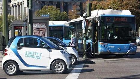Línea Directa y car2go, juntos por el coche eléctrico | movilidad sostenible | Scoop.it