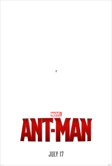 Ant-Man Trailer and First Poster Ready to View - TheHDRoom | Visual & digital texts | Scoop.it