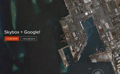 Après les drones, Google s'offre les satellites Skybox | Tendances Médias sociaux | Scoop.it