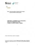 Dificultades y posibilidades para el desarrollo a través de los imaginarios sociales.Cambios en América Latina y Uruguay. Villarreal, N. 2011   Apuntes de filosofía política y social   Scoop.it