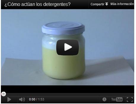¿Cómo actúan los detergentes? | DETERGENCY | Scoop.it