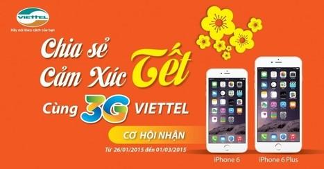 Đăng ký 3G Viettel | Các gói cước 3G Viettel 2015 | thu mua laptop cũ tại hà nội | Scoop.it