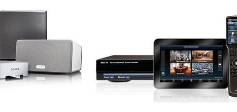 Les télécommandes URC pilotent maintenant Sonos | Soho et e-House : Vie numérique familiale | Scoop.it