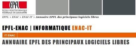 Annuaire des principaux logiciels libres | TICE en tous genres éducatifs | Scoop.it
