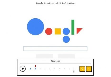 Postulez chez Google en réinventant sa page d'accueil | Communication | Scoop.it