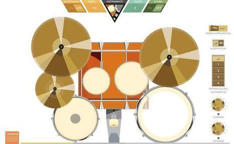 JAM en Chrome, toca instrumentos musicales junto a tus amigos en Chrome   Teatro   Espacio Escena   Scoop.it
