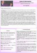 Lettre information N°2, mars 2013 du conseiller général du canton d'Arreau Jean-Louis Anglade | Vallée d'Aure - Pyrénées | Scoop.it